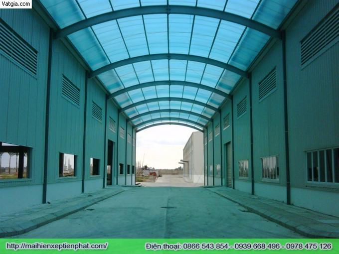 Thiết kế lắp đặt mái hiên xếp tại Vĩnh Long