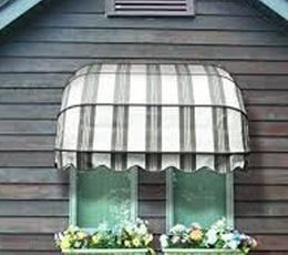 Mái hiên xếp cửa sổ cho những cô gái mộng mơ