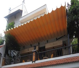 Thiết kế, lắp đặt mái xếp quận Bình Tân